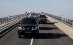Vidéo – Inauguration du Pont de SénéGambie: Macky Sall appelle à l'union des pays africains