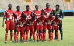 Ligue 2: Diambars, champion à mi-parcours