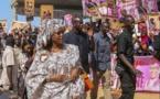 Présidentielle 2019 à Thiès: Marième Faye Sall bombardée à coup de pierres