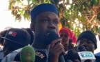 Ousmane Sonko décide de suspendre sa campagne