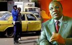 Un gendarme bloque le convoi du ministre de l'Intérieur