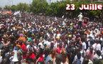 Le M23 reçu ce matin à 11 heures : Touba résiste aux pressions du Palais