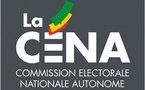 Il n'existe aucune commission clandestine ou fictive, soutient la CENA