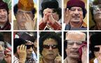 Mouammar Kadhafi, Guide aux multiples visages