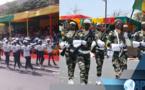 4 avril à Fatick: 2010 défilants militaires et civils mobilisés