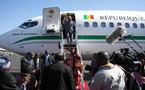 Me Wade  de retour à Dakar demain dimanche