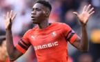 Ismaila Sarr nominés parmi les meilleurs joueurs africains de Ligue 1