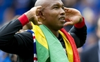 Foot- Un supporter interrompt le match Sénégal /Rdc , réclame El Hadj Diouf et bénéficie de l'intervention du PM .