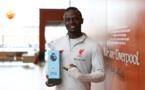Sadio Mané élu meilleur joueur du mois de Mars de la Premier League