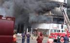 Incendies récurrents: Au tour d'un grand édifice sur l'avenue Blaise Diagne