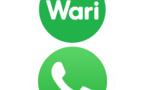 Transfert d'argent: Wari noue un partenariat avec WhatsApp