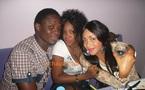 Le trio du Dakar By Night: Khadim Di Caprio,Bébé Basse Diagne et Adja Ndoye au Baroc
