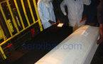 PHOTOS/PHOTOS : Arrivée des deux sénégalais tués à Florence