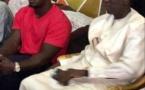 Parcelles Assainies : Modou Lô reçoit le ministre Amadou Ba…