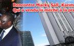 Rencontre Macky Sall- Karim Wade à Paris :  Qui a vendu la mèche à la presse sénégalaise ?
