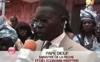 Annulation des licences de pêche : Réaction du Ministre Pape Diouf (VIDEO)