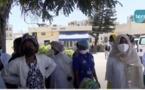 VIDEO - Leur salaire diminué, les agents du SAMU municipal dans la rue