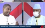 Gestion des inondations: échange entre Pape Djibril Fall et Aly Ngouille Ndiaye