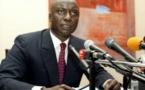Direct :Installation Idrissa Seck au CESE