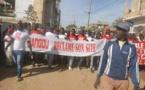 Vidéo/Dangou mobilisé pour garder son terrain de football de la très célèbre et nationale Asc Lébou Gui..
