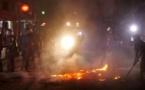 Vidéo Couvre-feu : Des jeunes dans la rue