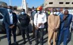 Le Ministre Yankhoba Diatara lance le deuxième assaut de la 2ème vague à Thiès