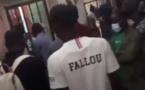 Film de l'arrestation musclée de Assane Diouf
