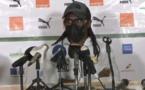 """[Video] – Équipe nationale / Aliou Cissé : """"Je suis habitué aux critiques"""""""