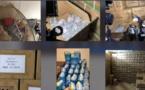 [Photos-Vidéo] Faux médicaments : Ce qu'on sait du Chinois et des pharmaciens arrêtés