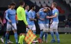 LDC : le PSG s'écroule face à Manchester City