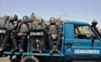 Affaire des 18 hectares de Nianing : Bloqués par la gendarmerie, Guy Marius, Kilifeu et Cie bloqué par les forces de l'ordre à l'entrée de Nianing.