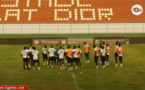 Direct : dernier entraînement des Lions avant le match contre la Zambie