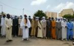 Video: Inhumation de Hissène Habré au Cimetière de Yoff, les images d'un dernier adieu (vidéo)