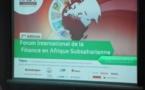 SURLIQUIDITE BANCAIRE EN AFRIQUE ET SOUS FINANCEMENT DE L'ECONOMIE Le 1er forum international de la finance s'est ouvert à Douala