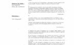 Jugé et relaxé une première fois dans la même affaire : Voici le document qui disculpe Alcaly Cissé!