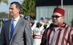 INSOLITE: Le roi du Maroc contrôlé par erreur par les gardes-côtes espagnols