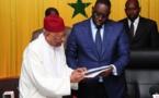 Examen des réformes institutionnelles- Macky décidé à respecter ses engagements