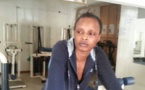 Bastonnée par son ex copain, Mbathio Ndiaye hospitalisée