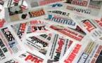 PRESSE-REVUE  Les journaux se concentrent sur le virus Ebola