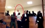 Potins du tribunal: Karim rappelé à l'ordre par le Président de la Cour