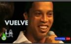 Vidéo- Quand Ronaldinho tombe amoureux sur un plateau TV