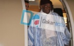 Retour à Dakar : Me Abdoulaye Wade est rentré à 20H 30mn