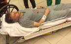 La France retient Bibo Bourgi sur son sol : Deuxième intervention chirurgicale en novembre