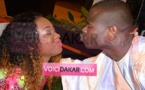 Photo: Pape Cheikh et Bijou Ndiaye « croisent » leurs lèvres. Regardez