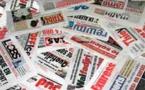 PRESSE-REVUE  Les journaux commentent les attaques de Me Wade contre Macky Sall