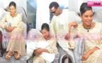 Les images exclusives du baptême du bébé de Léa Soukeyna Ndiaye et Ibou Kara Ndoye