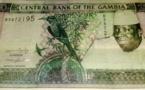 JAMMEH REMET ÇA: De nouveaux billets de banque à son effigie!