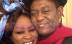 Photo: Ngone Ndiaye Gueweul présente son mari. Regardez