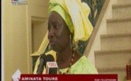 Vidéo- Verdict procès Karim Wade: Mimi Touré réagit