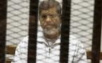 Morsi condamné à 20 ans de prison